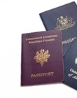 Passports or Vietnamese ID cards of authorized persons