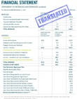 Vietnamese or English version of latest audited financial report