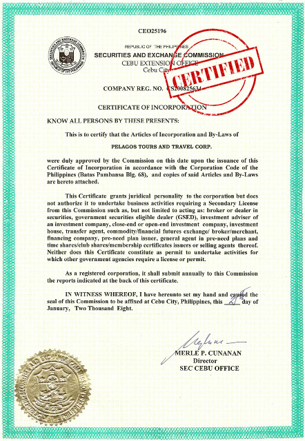 Image Result For Certificate In